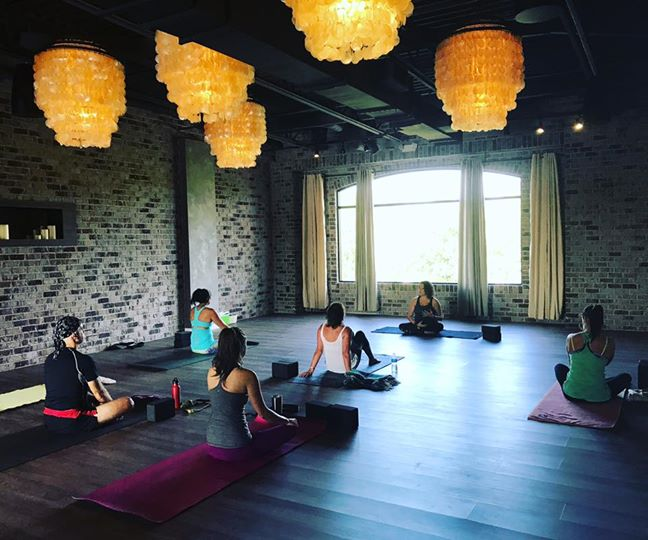 Red Skies Yoga Jacksonville Now Open