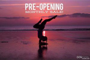Jacksonville FL Yoga Studio Monthly Special