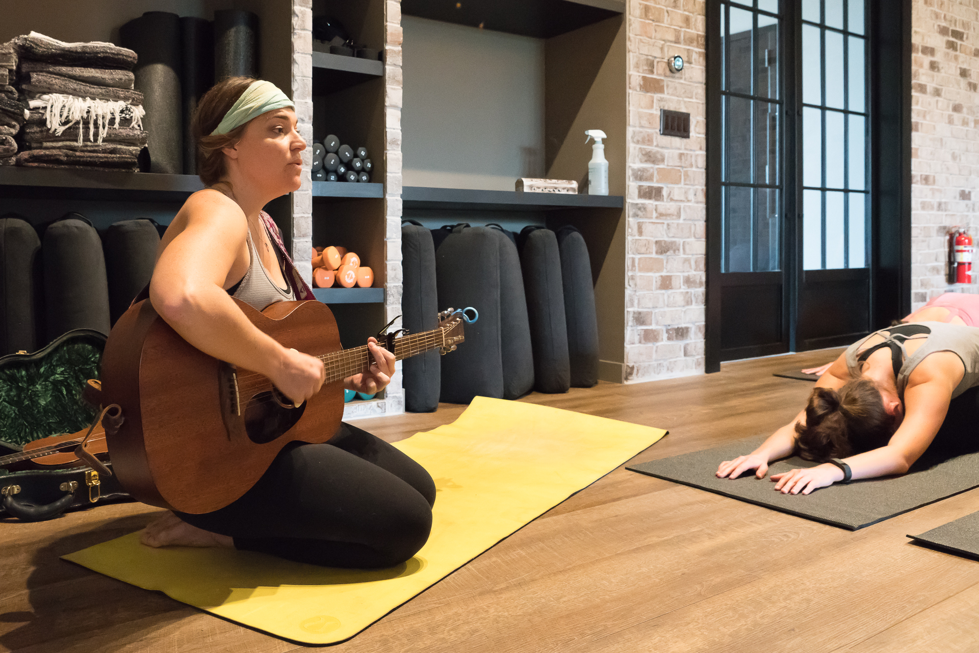 Vinyasa Flow with Live Music (Donation Based)