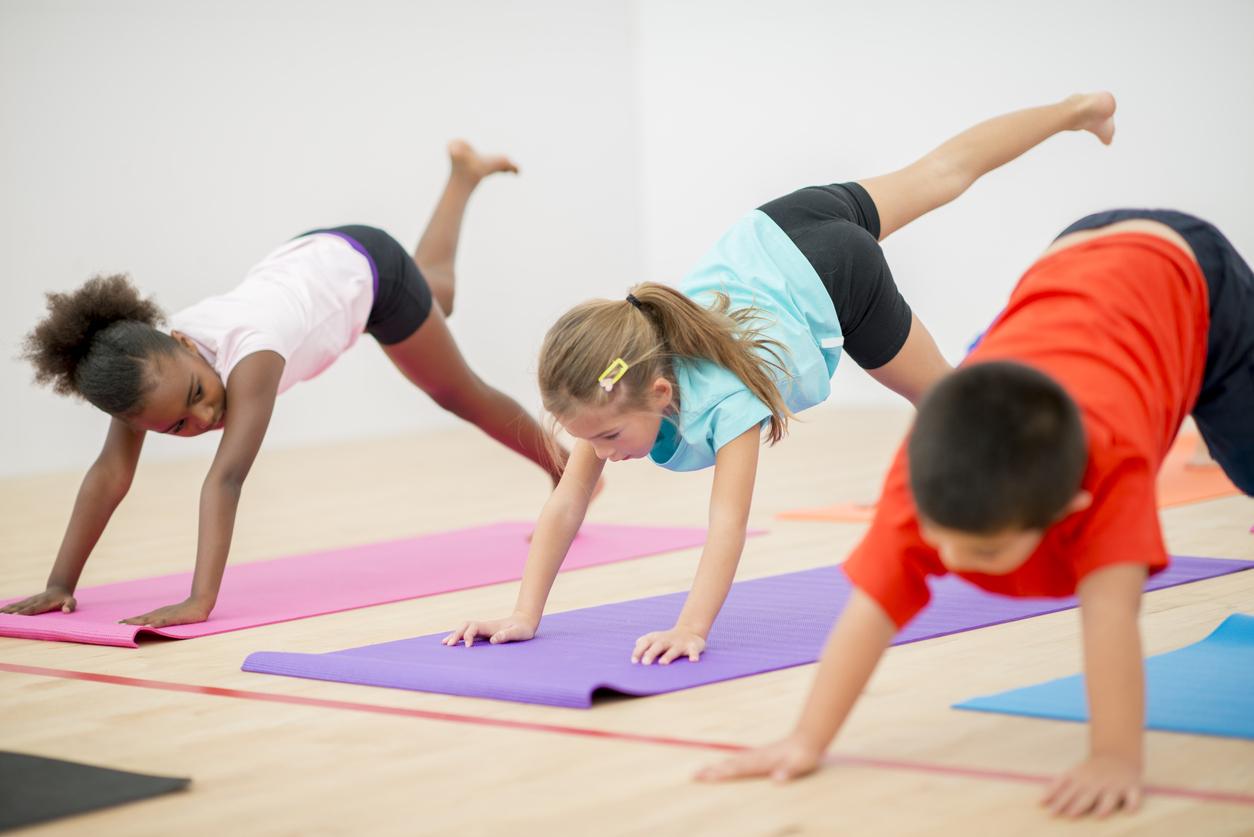 Kids Yoga Workshop Red Skies Yoga Jacksonville Fl