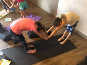 Kids Yoga Workshop | Red Skies Yoga | Jacksonville FL