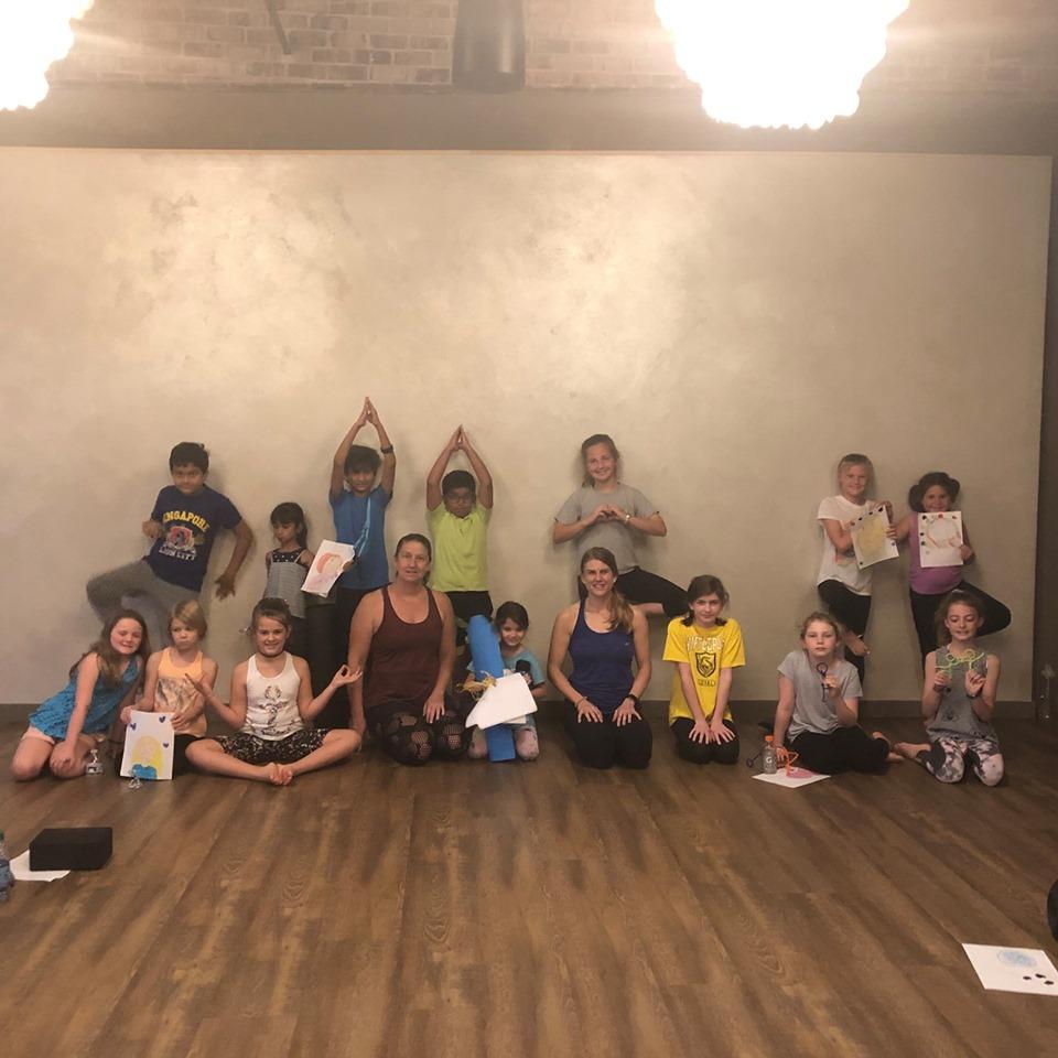 Kid's Yoga Summer Camp