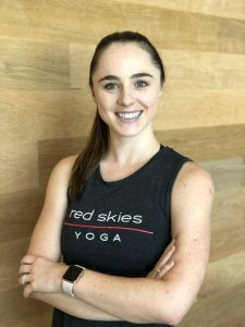 Brittany Brady, Yoga Instructor Jacksonville, FL | Red Skies Yoga