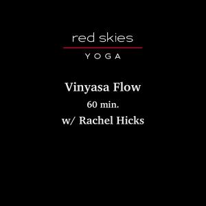 Vinyasa Flow (60 min.)